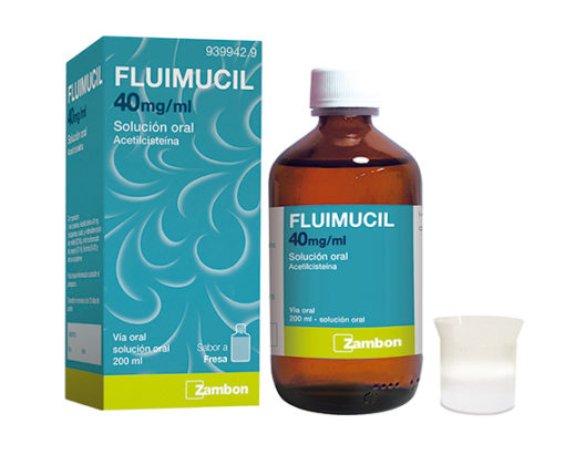 Fluimucil-jarabe